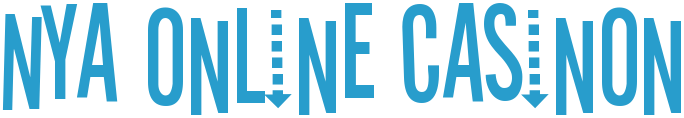 Nya onlinecasinon Logo